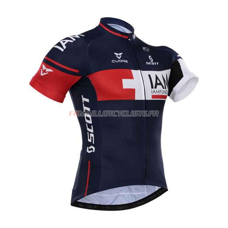 Maillot IAM Manches Courtes 2015