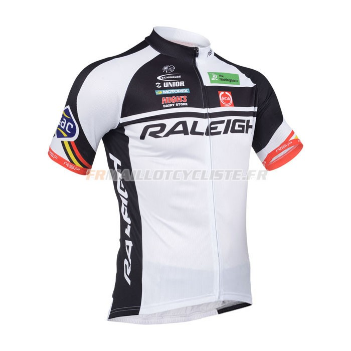 Maillot Raleigh Manches Courtes 2013